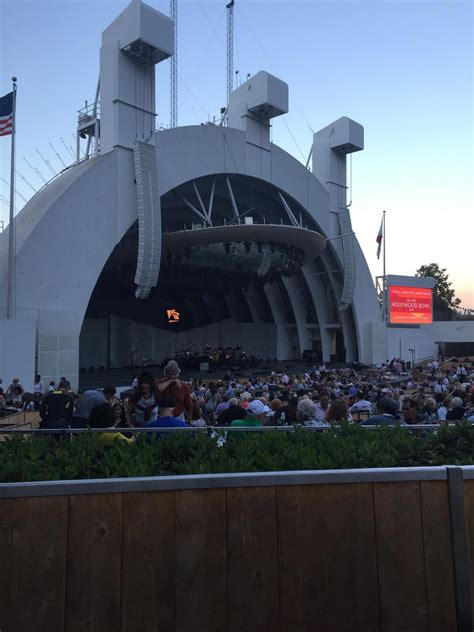 hollywood bowl section e hollywood bowl section e rateyourseats com