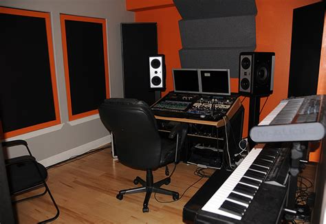 bedroom music studio setup recording studio design idea small space politusic
