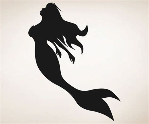 little mermaid silhouette tattoo 678 best images about quot artistic inspirations quot on