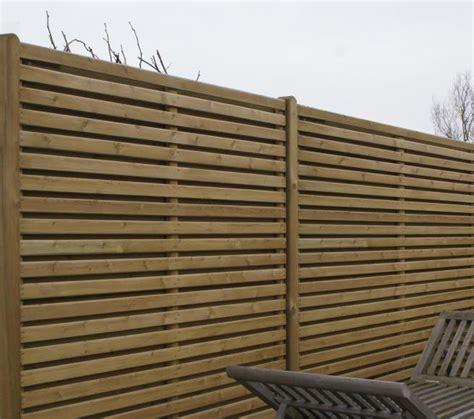 panneaux bois jardin pas cher