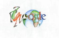 doodle 4 i football loghi coppa mondo 2010 sudafrica