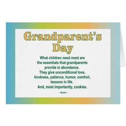 grandparents day 2 greeting card zazzle