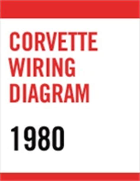 c3 1980 corvette wiring diagram pdf file only