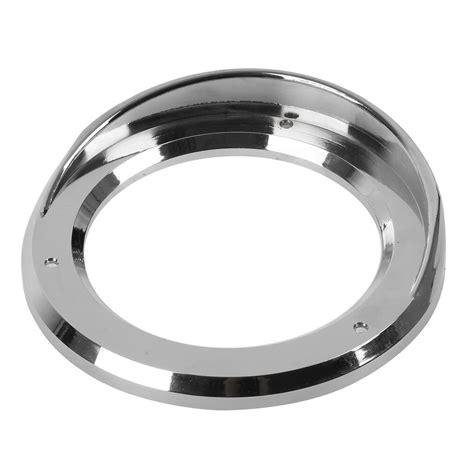 trailer light lens covers 2x4 quot chrome bezels stop turn light covers lens