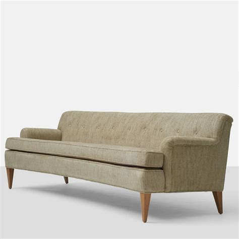 curved sofas for sale edward wormley for dunbar curved back sofa for sale at