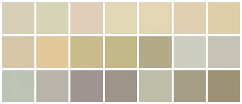 neutral colour farrow ball paint white cream pale and mid tone neutr