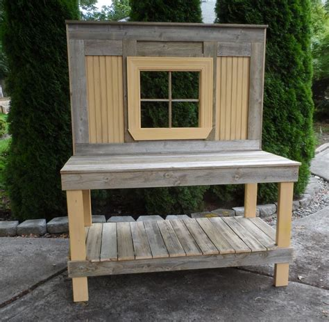 inexpensive potting bench 1000 images about potting benches on pinterest potting