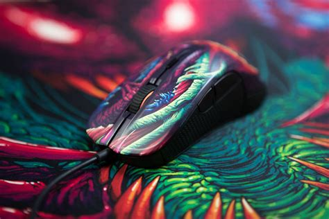 Steelseries Qck Cs Go Hyper Beast Edition Gaming Mousepad steelseries rival 300 hyper beast edition gaming mouse