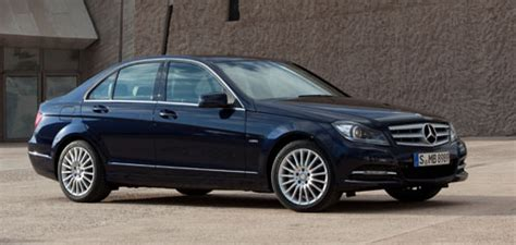 W204 Mercedes Benz C Class gets big facelift for 2011
