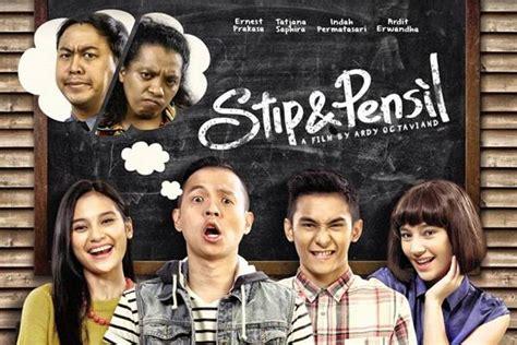 film genre remaja film stip dan pensil komedi remaja bertema sosial
