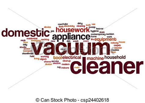 Vacuum Word Stock Photography Of Vacuum Cleaner Word Cloud Concept