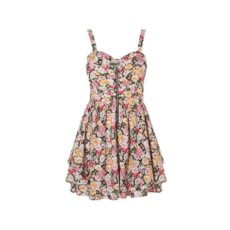 flower pattern dress beauty fashion 24 7 fashion pieces that can work with