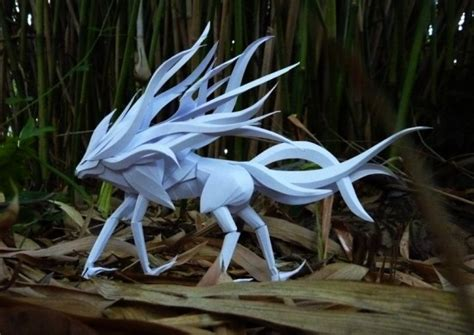 Amazing Papercraft - paper brought to the amazing paper craft skills of