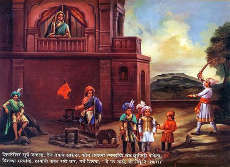 jijabai biography in hindi shivaji s childhood braintor library