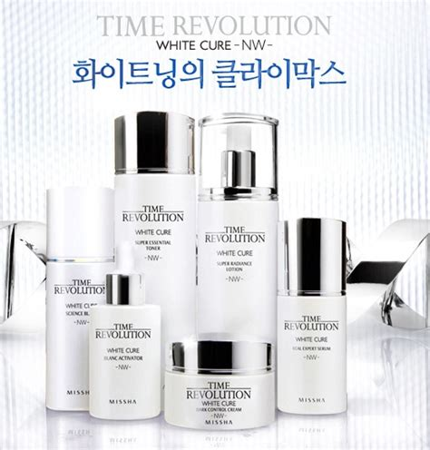 Jual Missha Time Revolution Repair missha time revolution white cure toner lotion and hydro