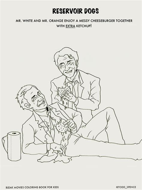 inappropriate coloring book pages the bleak coloring book for gives r
