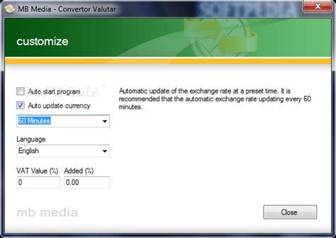 calculator valutar download convertor valutar 1 0 0 1