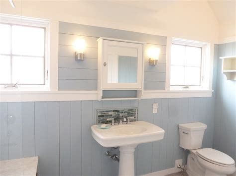 Popular Bathroom Designs by Connecticut Beach House New Construction Beach Style