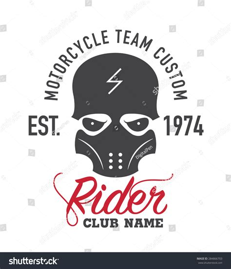 design logo label motor logo graphic design logo sticker label arm stock