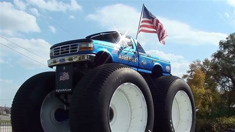 monster trucks bigfoot 5 image gallery tallest truck