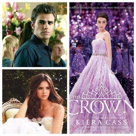 000758024x the crown the selection eikko eadlyn the crown by kierra cass book five of the