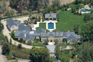 Kim Kardashian and Kanye West?s Hidden Hills Mansion Is Wild