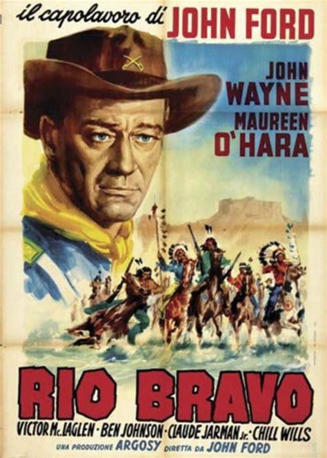 film cowboy sida galerie photo rio grande de john ford dvdclassik