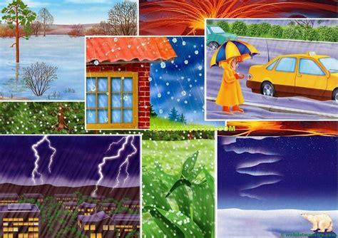 imagenes desastres naturales para imprimir los fen 243 menos naturales ilustrados con dibujos web del