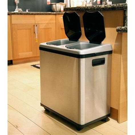 Kitchen Trash Can Ideas Best 25 Trash And Recycling Ideas On Pinterest Trash And Recycling Bin Kitchen Recycling