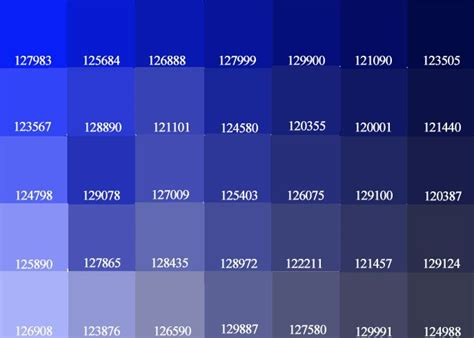 all colors of blue 59 best images about different blue color on