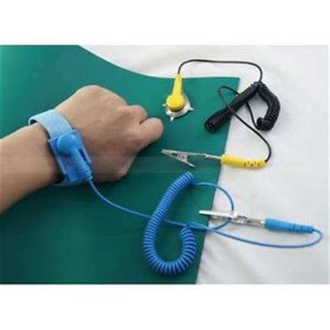 Anti Static Wrist And Mat Combination by Esd Anti Static Anti Static Wrist Ground Wire