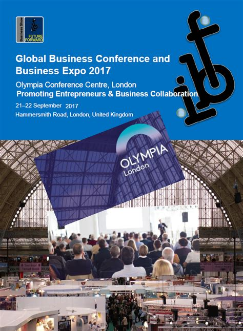 International Mba Council by Bbx Uk Global Business Conference Expo Olympia