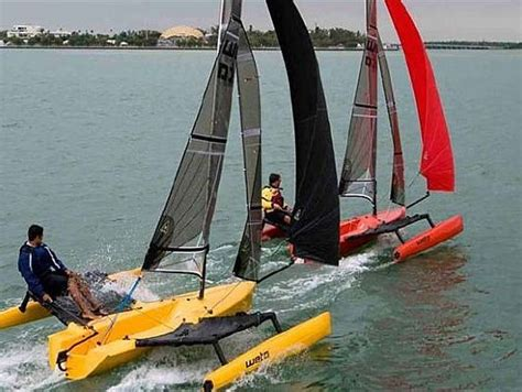 trimaran for sale seattle 2011 weta trimarans boats yachts for sale