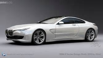 Bmw 8 Series 2015 Bmw 8 Series Design Study Aims To Revive The Spirit Of The