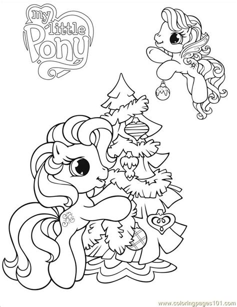my little pony coloring pages christmas my little pony christmas coloring pages coloring home