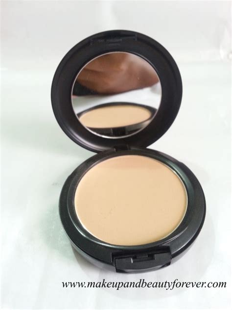 Mac Studio Fix Powder Foundation mac studio fix powder plus foundation review swatches fotd