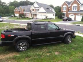 find used 2004 chevrolet s10 zr5 crew cab 4 door 4