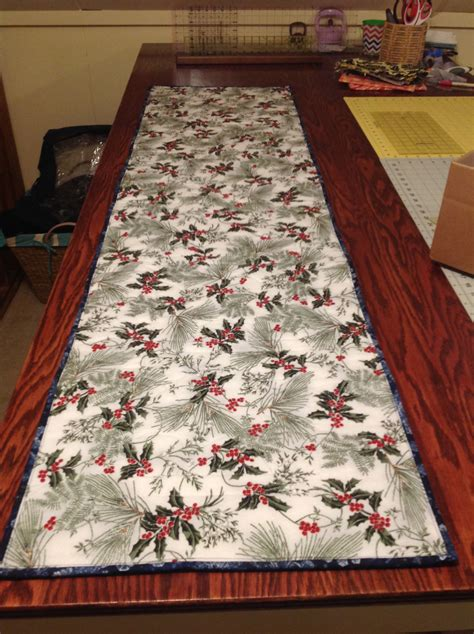custom order large table runners dogstar quilts