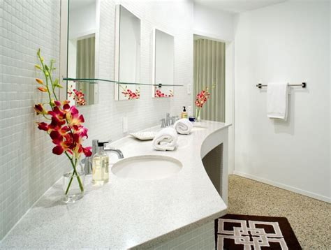 bathroom flowers 13 diy improvements for a more luxurious bathroom