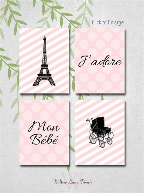 Parisian Nursery Decor 25 Unique Nursery Ideas On Pinterest Bedroom Eiffel Tower Wall Decal And