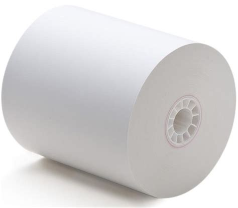 Thermal Paper 58x46 3 1 8 quot x 200 pos thermal receipt paper 50 rolls