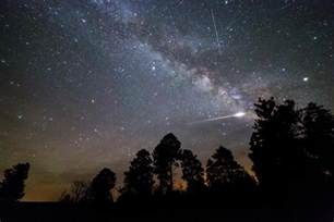 meteor shower and 6 more sky events in may