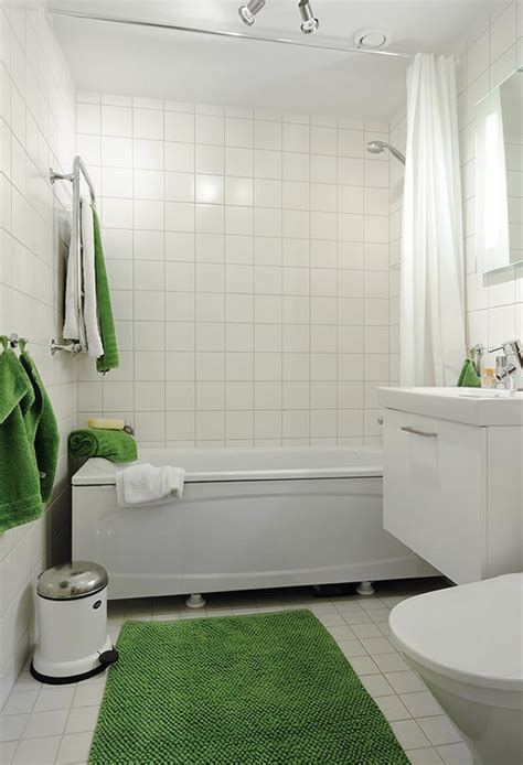 small bathroom ideas 20 of the best green and white bathroom ideas room design ideas