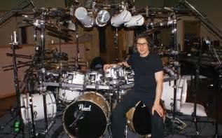 Casing Hardisk Rock mike mangini theater drummer nuno constantine