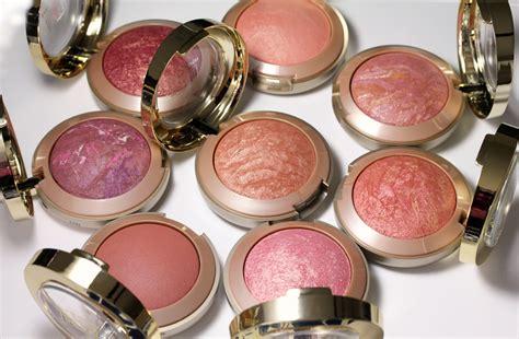 Baked Blush Milani milani baked blushes makeup and