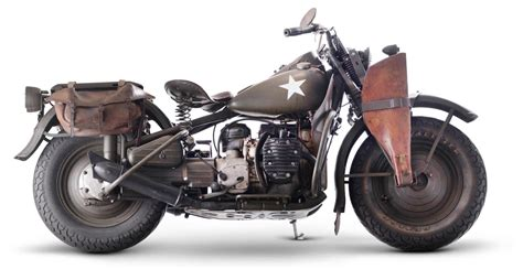 Harley Davidson Motorcycle by Harley Davidson Xa Motorcycle