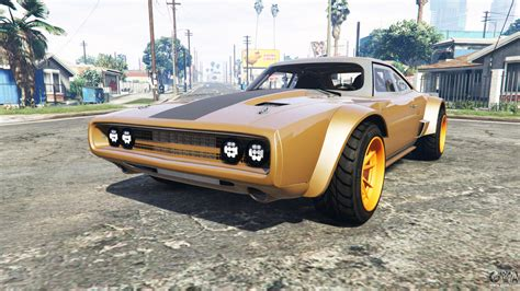 fast and furious 8 dodge charger dodge charger fast furious 8 add on for gta 5