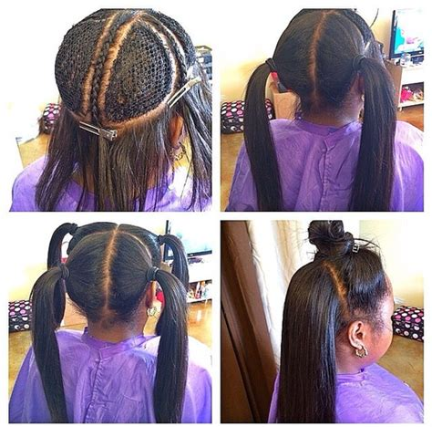 pictureof sewin braids styled by cerina haute hairstyles