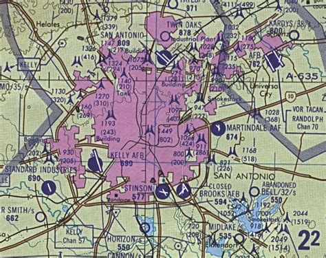 a map of san antonio texas city of san antonio zoning map