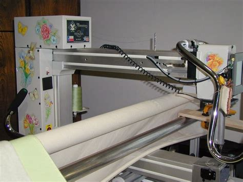 Innova Longarm Quilting Machine by 56 Best Images About Quilted On An Innova Longarm Machine